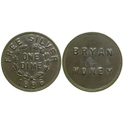 Bryan Money So-Called Dollar (Schornstein 331)