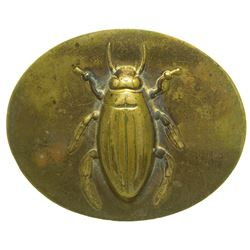 """Gold Bug"" Lapel Pin"