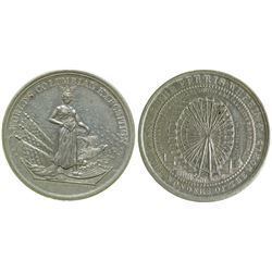 Columbian Exposition So-Called Dollar (HK 173)