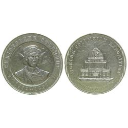 Columbian Exposition So-Called Dollar (HK 227)