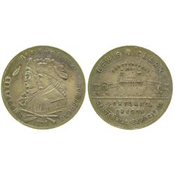 Lewis & Clark Centennial Expo. So-Called Dollar (HK 325)