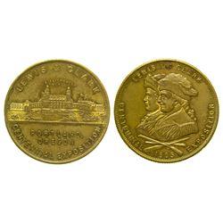 Lewis & Clark Centennial Expo. So-Called Dollar (HK 332a)