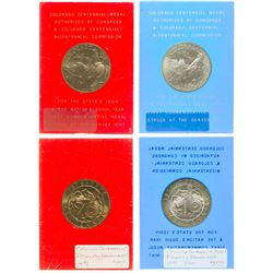 Colorado Centennial Medals