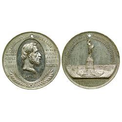 Statue of Liberty Dedication Medal