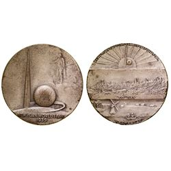 World of Tomorrow Unlisted Medal (New York World's Fair)