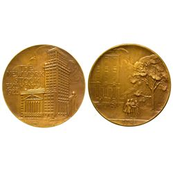 New York Stock Exchange Medal (Medallic Arts)