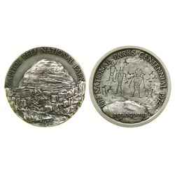 Capitol Reef National Park Silver Medal