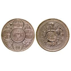 1886 North American Saengerfest Medal