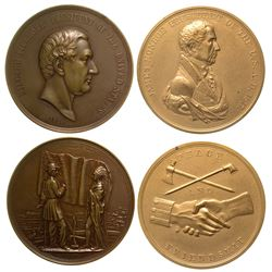 Indian Peace Medals (US Mint Restrikes)