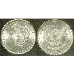 1882 GSA Carson City Morgan Dollar