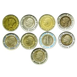 Irradiated Dime Collection
