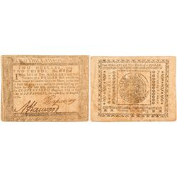 Colonial Currency