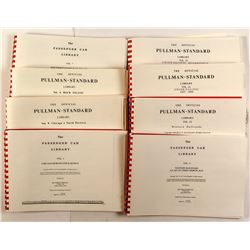 8 Different Volumes, Pullman Standard Library