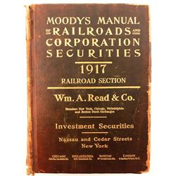 Moody's Manual of Railroads and Corporation Securities 1917