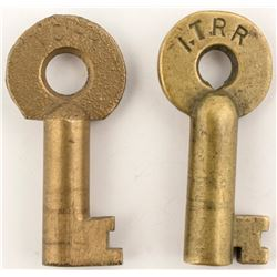 Illinois Railroad Keys