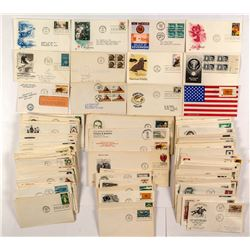 First Day Covers: 1960s, 70s, 80s