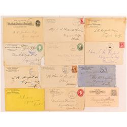 Montana Postal History Collection