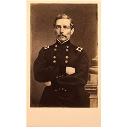 CDV of Confederate General Beauregard