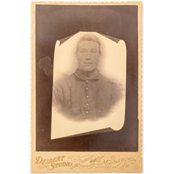 CDV Of Union Soldier