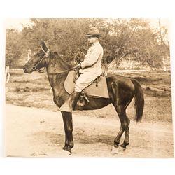 Albumen US Cavalry Photo, c.1920s