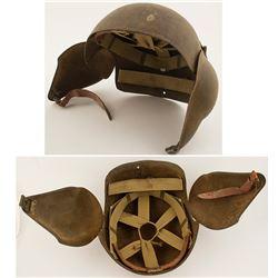WWII Air Corps Flak Helmet