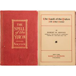 The Spell of the Yukon (Klondike Gold Rush Poetry)