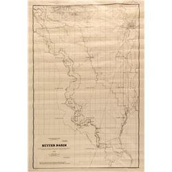 1895 Sutter Basin Map