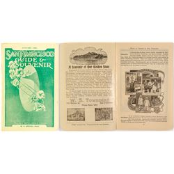 January 1904 San Francisco Guide & Souvenir