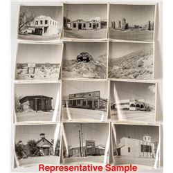 30 Vintage Black and White Photos Of Southern California Deserts
