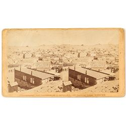 Central City, Colorado Stereoview c.1880s