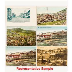 25 Old Cripple Creek Postcards