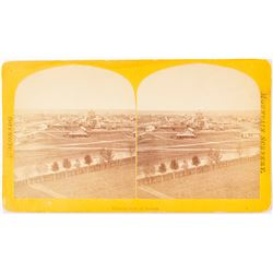 Choice Early Denver Stereoview