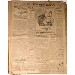 The Denver Republican, Nov.- Dec 31, 1905