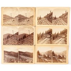 Dump Mountain Stereoviews