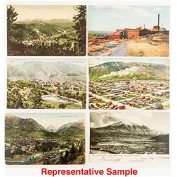 21 Ouray and Durango, Colorado Postcards