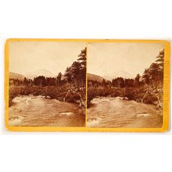 St. Vrain, Colorado Stereoview, c.1870s
