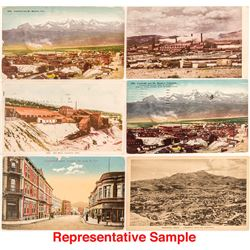 26 Telluride, Aspen, Leadville and Georgetown Area Old Postcards