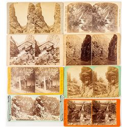 Colorado Stereoview Collection (8)