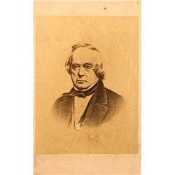 Photo of an engraving of John Slidell