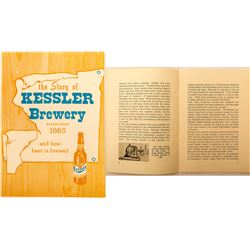 The Story of Kessler Brewery Pamphlet