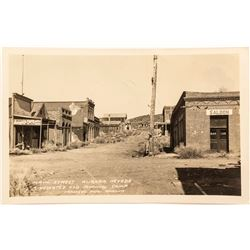 Real Photo Postcard of Aurora, Nevada