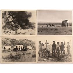 Four Rawhide Photographs