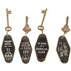 2 Different Reno, NV Key Fobs