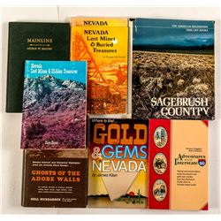 8 Nevada Books