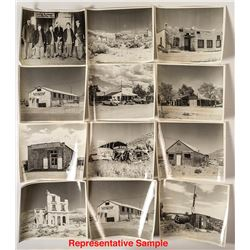 35 Vintage Black and White Nevada Photos