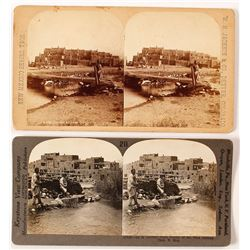 Taos Stereoviews