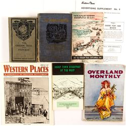 6 Oregon Historical Publications