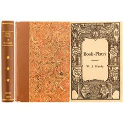 Book Plates, W. J. Hardy, 1893