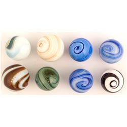 8 Akro Glass Suicide Shifter Knobs