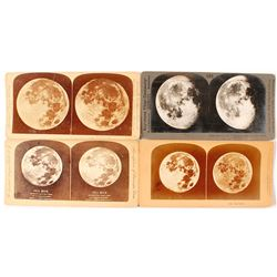 Early Moon Stereoviews